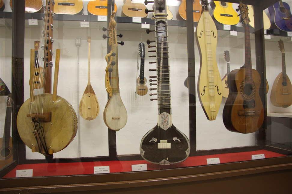 "Lodi ""Musical Instruments and Music Museum"" Educational Collection"